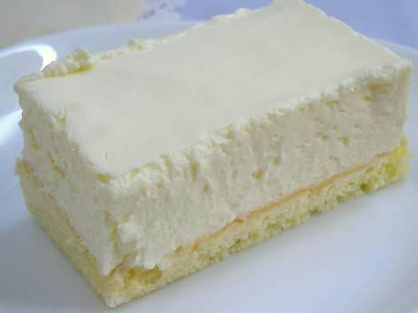 ベイクド・アルルのクリームレアチーズケーキ