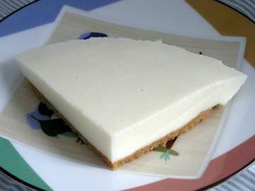 森永のレアチーズケーキミックス