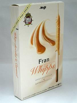 明治製菓のフラン ホイップス