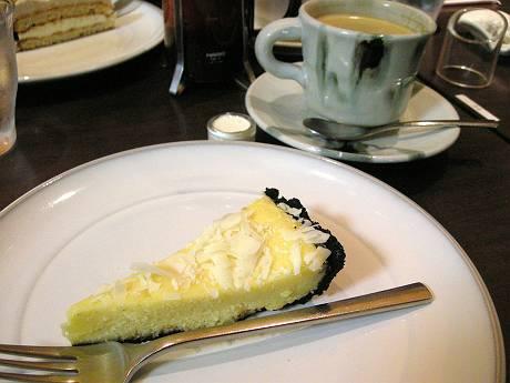 cafe Miyamaのケーキセット