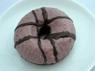 アンドナンドのクラシックチョコレートドーナツ カシスオランジュ